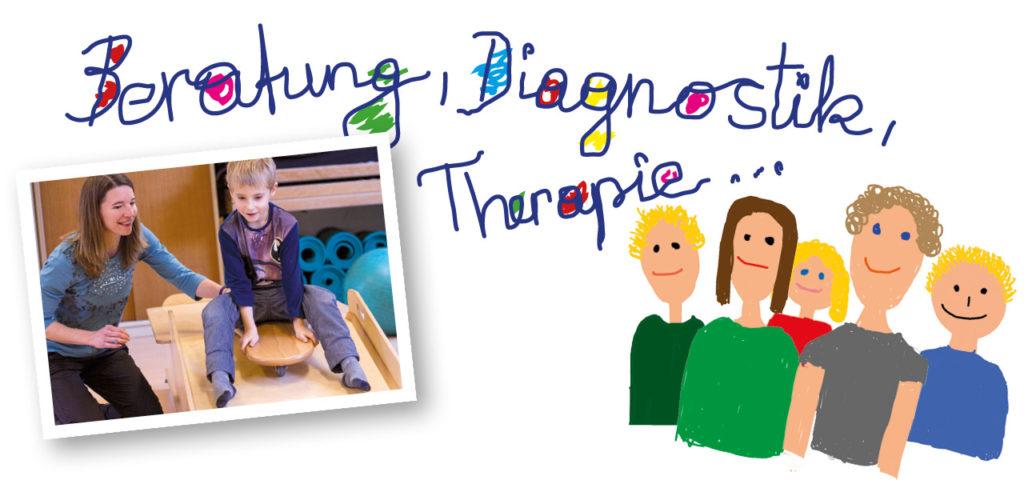 Beratung, Therapie, Diagnostik